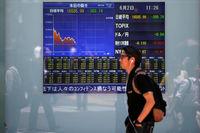 افت سهام آسیایی با تنشهای ژئوپولیتیکی