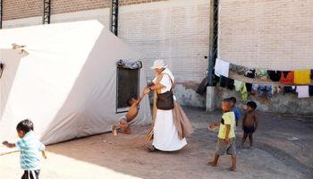 مهاجرت بومیان قوم وارائو به برزیل برای گدایی +عکس