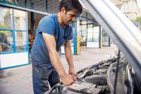 قطعات تقلبی دلیل تعمیرات متعدد خودرو