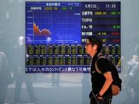 وضعیت شکننده سهام آسیایی