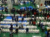 بزرگترین بازار ماهی در جهان +تصاویر