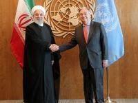 اراده ایران همکاری همهجانبه با سازمان ملل است/ نباید عهدشکنی و بیقانونی در جامعه جهانی عادی شود