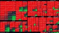 نمای پایانی بورس (۲۸اردیبهشت۱۴۰۰) / شاخص کل با افت هزار واحدی به معاملات پایان داد