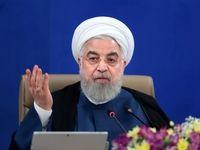 روحانی: بار این جنگ اقتصادی بر دوش همه است