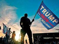 تجمع حامیان ترامپ در واشنگتن +فیلم