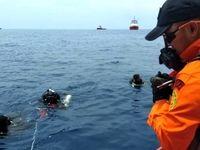 جعبه سیاه هواپیمای اندونزی پیدا شد