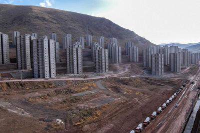 افتتاح فاز هشت مسکن مهر پردیس