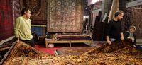 نمایشگاه فرش دستباف اصفهان +تصاویر
