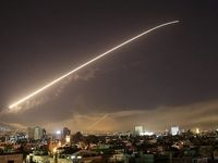 اذعان غیررسمی رژیم صهیونیستی به تجاوز موشکی به سوریه