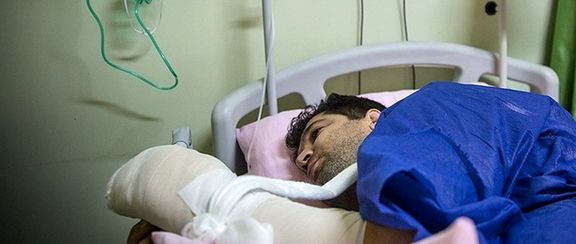 بلایی که اشرار بر سر مدافعان وطن آوردند +عکس