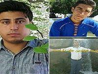 ۳ فوتبالیست در حادثه رانندگی جان باختند +عکس