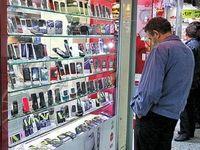 تقاضا در بازار موبایل 3برابر واردات است!