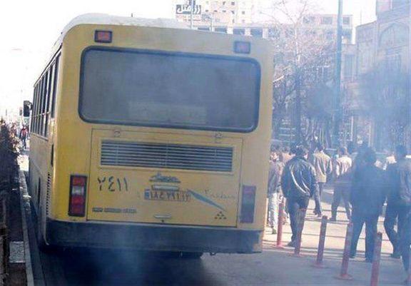 پیشبینی توقف ۴درصد اتوبوسهای فرسوده در مهرماه