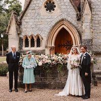 عروسی شاهزاده انگلیس با لباس دست دوم +عکس