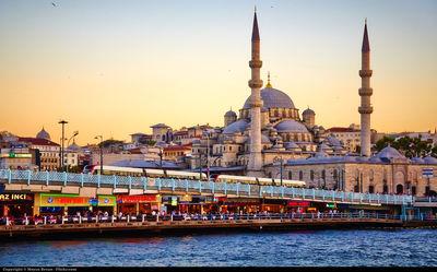 ترور هم مانع سفر ایرانیها به ترکیه نشد!