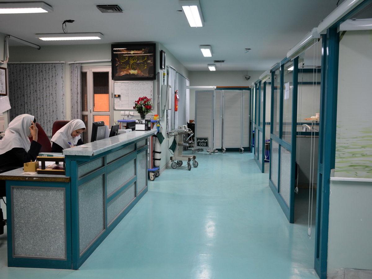 میزان فرسودگی بیمارستانها به زیر ۴۰درصد رسید