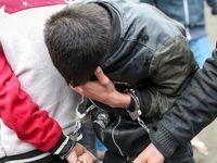 دستگیری متهمانی که با دستبند در بازار تهران فرار کرده بودند
