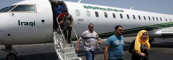 عراقیها بیشترین مسافر ایران