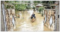 سرگردانی 10میلیارد مترمکعب آب ناشی از سیلاب