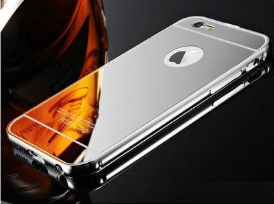 آیفون ۸  با بدنه آینهای شکل +عکس