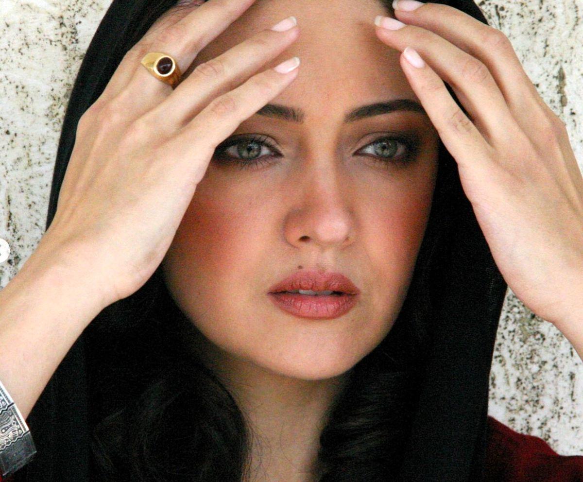 نیکی کریمی از خواهرش رونمایی کرد +عکس