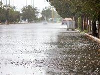 آغاز بارش باران در کشور