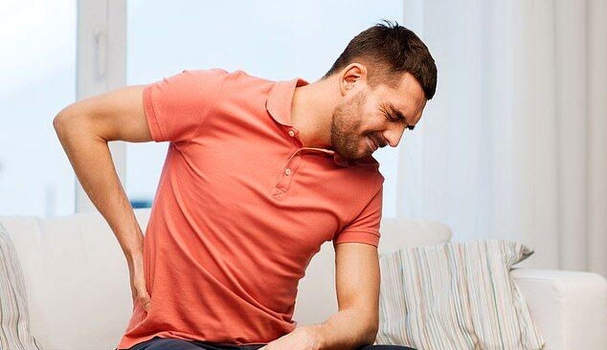 تسکین کمر درد با کنترل از راه دور