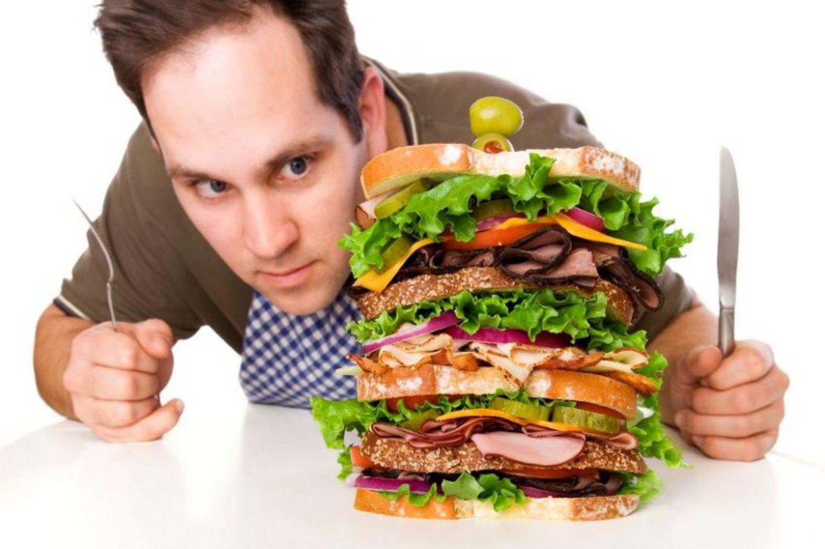 چطور ولع خوردن غذا را هنگام گرسنگی شدید کنترل کنیم؟
