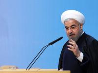 روحانی: کسی نمیتواند راجع به تسلیحات ایران حرفی بزند/ بسیاری از تحریمها را برداشتیم