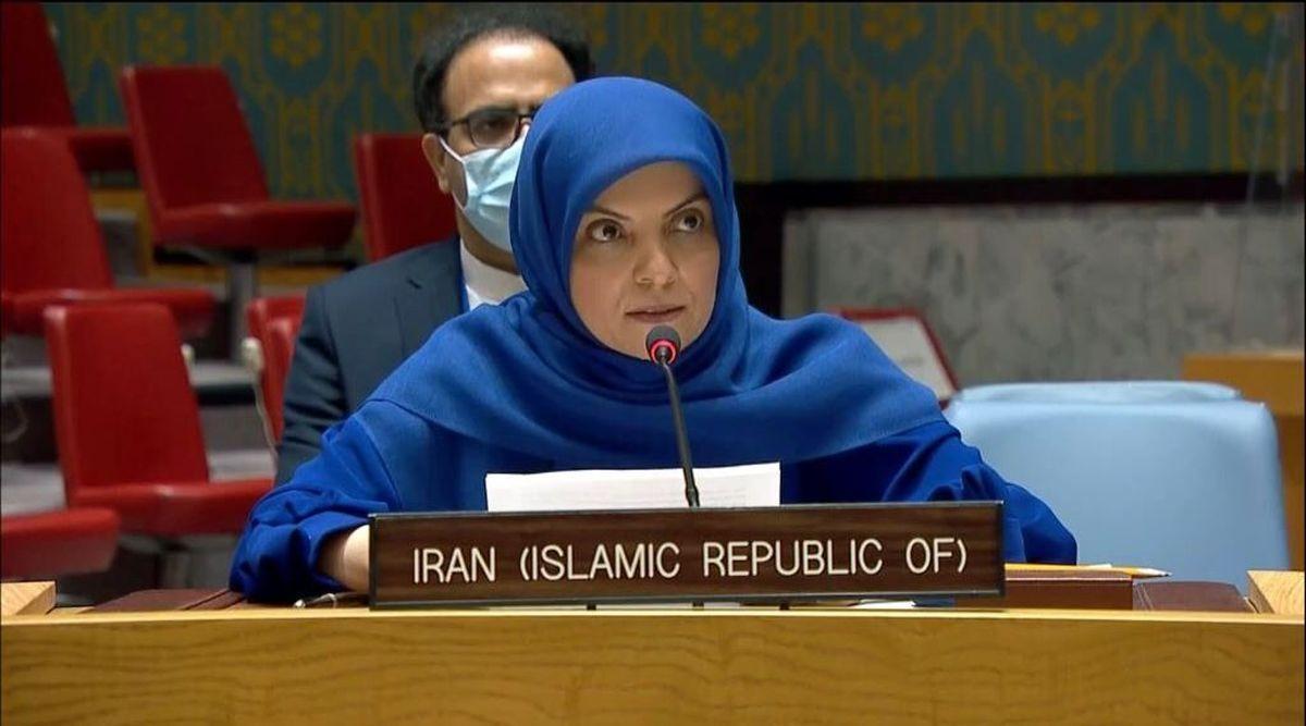 ایران اتهامات اثبات نشده آمریکا و انگلیس را رد کرد