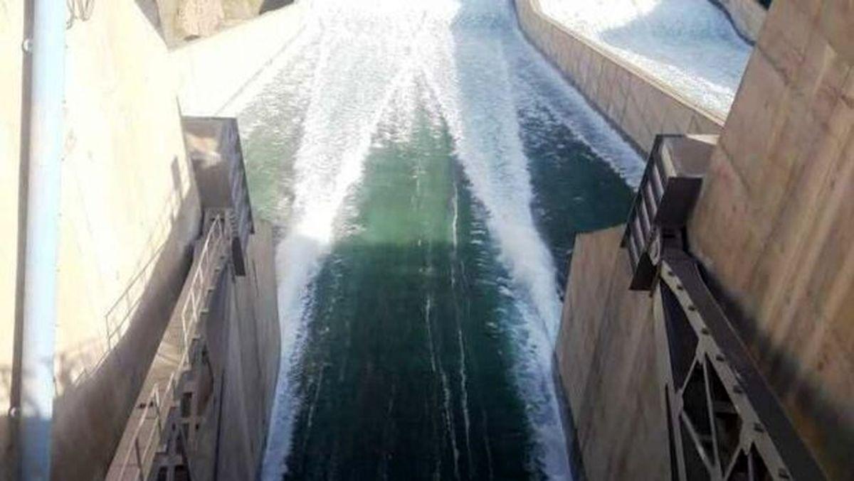 آب ورودی به سدهای کشور ۲۶ میلیارد متر مکعب کم شد