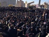 دانشجویان خواستار استعفا و عذرخواهی مسئولان شدند