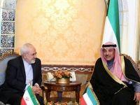 وزیران خارجه ایران و کویت گفت وگو کردند