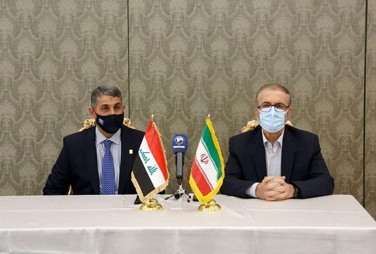 ذوالفقاری: پیشنویس تفاهم نامه امنیتی ایران و عراق آماده شد