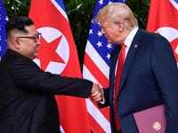 عذرخواهی رهبر کره شمالی در ترامپ؟