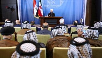 روحانی: هیچ قدرتی نمیتواند ایران و عراق را از هم جدا کند