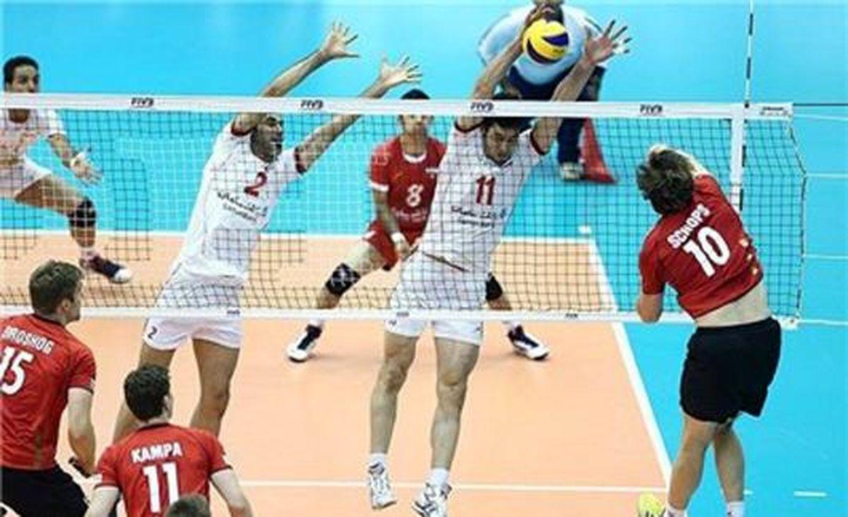 تیم ب والیبال ایران قهرمان کنفدارسیون والیبال آسیا شد