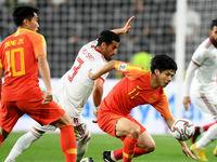 بازی ایران و چین به روایت آمار