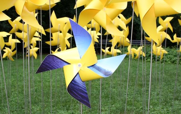 ساخت ۷ هزار فرفره به مناسبت سالگرد تاسیس پارک «پراسپکت» در نیویورک