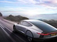 نخستین خودروی خورشیدی دوربرد جهان رونمایی شد