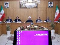 روحانی: وضعیت صدور کارتهای هوشمند ساماندهی می شود/ تمرکز مسئولیت بازرگانی در وزارت صنعت