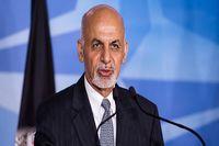 اشرف غنی: در حال رایزنی برای بازگشت به افغانستان هستم