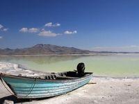 خشکی دریاچه ارومیه زندگی ۵میلیون نفر را تهدید میکند