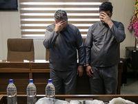 دستگیری 3مجرم فراری +تصاویر