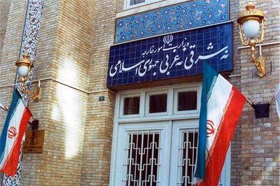 ایران حملات آمریکا و متحدانش به سوریه را محکوم کرد