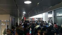 ازدحام مسافران نورزی در فرودگاه امام +عکس