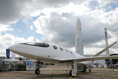 نمایشگاه هوایی پاریس