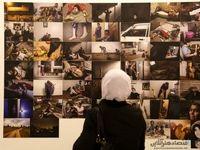 گزارش تصویری نهمین دوره جایزه عکاسی شید
