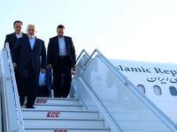 وزیر خارجه ایران وارد آنتالیا شد