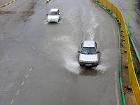هشدار آبگرفتگی معابر ۷استان طی امروز و فردا
